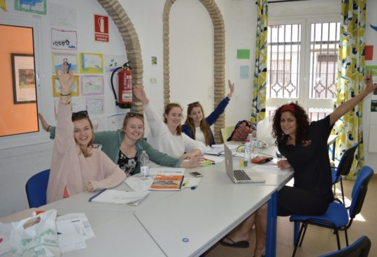 Spanish course + cooking